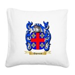 Espinazo Square Canvas Pillow