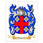 Espina Small Poster