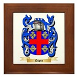 Espin Framed Tile