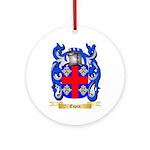 Espin Ornament (Round)