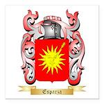 Esparza Square Car Magnet 3