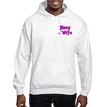 Navy Wife ver2 Hooded Sweatshirt