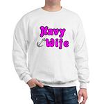 Navy Wife ver2 Sweatshirt