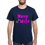 Navy Wife ver2 Dark T-Shirt