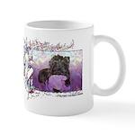Fairy Princess Cairn Small Coffee Mug