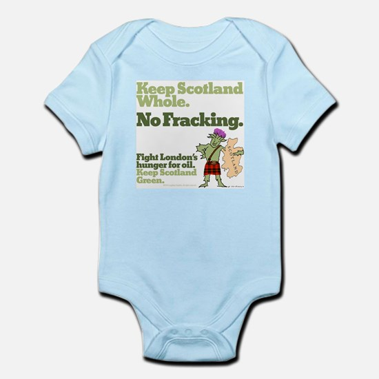 Fracking Infant Bodysuit