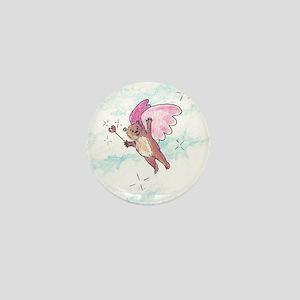 Hamster of Love Mini Button