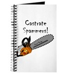 Castrate Spammers Journal