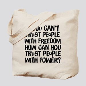 Trust People Tote Bag