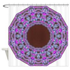 In The Pink Colorfoil Bandanna Kaleido Shower Curt