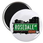 Rosedale Av, Bronx, NYC Magnet