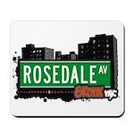 Rosedale Av, Bronx, NYC Mousepad