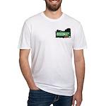 Rosedale Av, Bronx, NYC Fitted T-Shirt