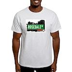 Rosedale Av, Bronx, NYC Light T-Shirt