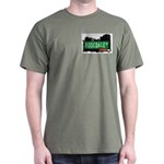 Rosedale Av, Bronx, NYC Dark T-Shirt