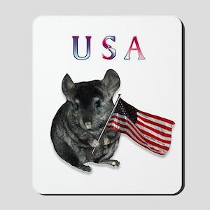 Chin USA Mousepad