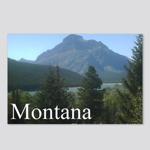 Montana the best place... Postcards (Package of 8)