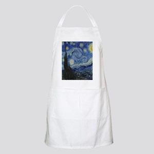 The Starry Night Apron
