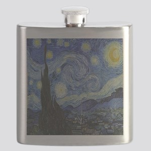 The Starry Night Flask