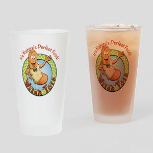 Weenie Tots Drinking Glass