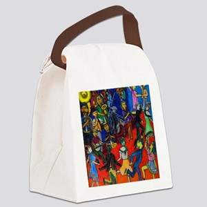 Charleston Canvas Lunch Bag