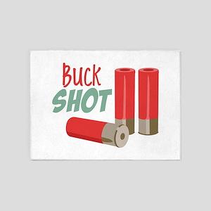 Buck Shot 5'x7'Area Rug