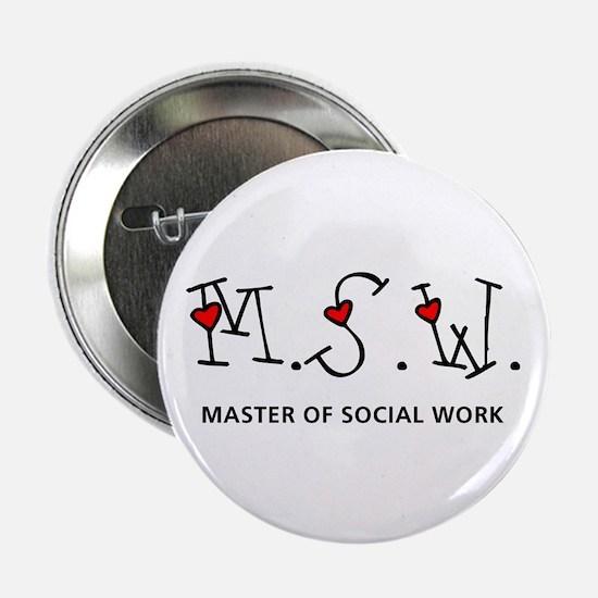 MSW Hearts (Design 2) Button