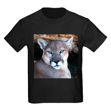 Cougar Kids Dark T-Shirt