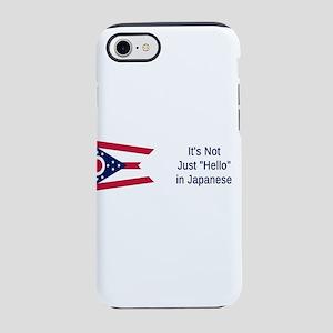 Ohio Humor #5 iPhone 7 Tough Case