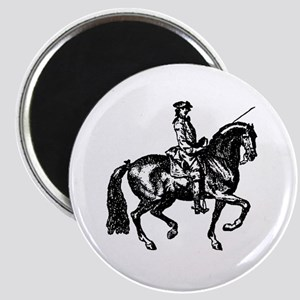 The Baroque Horse Magnet