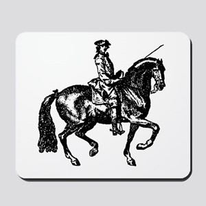 The Baroque Horse Mousepad