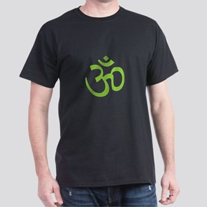 Yoga Ohm, Om Symbol, Namaste Dark T-Shirt