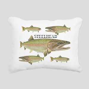 SteelHead Rectangular Canvas Pillow