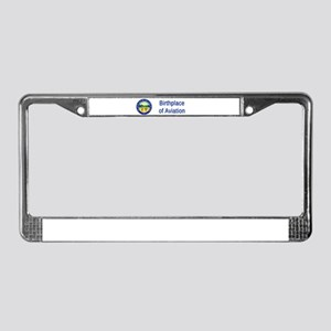 Ohio State Seal #4 License Plate Frame