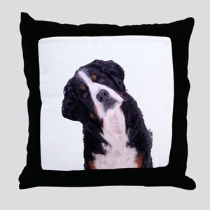 Berner Love Throw Pillow