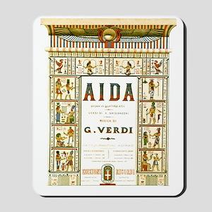 AIDA by G.Verdi Mousepad