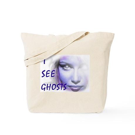 Ghost Hunter's Tote Bag