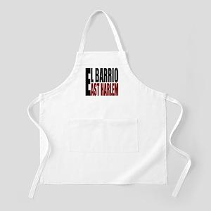 """""""CLICK HERE"""" EL BARRIO BBQ Apron"""