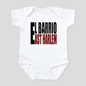"""CLICK HERE"" EL BARRIO Infant Bodysuit"