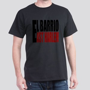 """CLICK HERE"" EL BARRIO Dark T-Shirt"