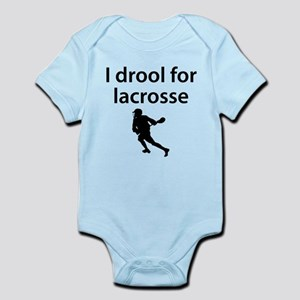 I Drool For Lacrosse Body Suit