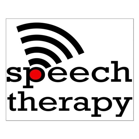Speech Therapy Posters by therapydept