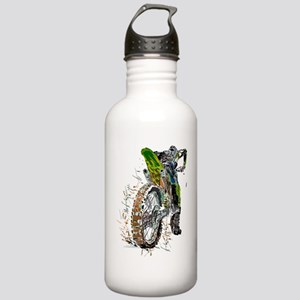 Motorcross Stainless Water Bottle 1.0L