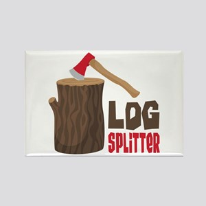 LOG SPLiTTeR Magnets