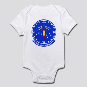 VP 10 Red Lancers Infant Bodysuit