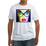 Drag Queen HRHSF Fitted T-Shirt