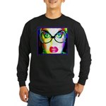 Drag Queen HRHSF Long Sleeve Dark T-Shirt