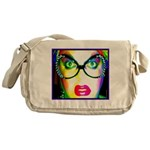 Drag Queen HRHSF Messenger Bag