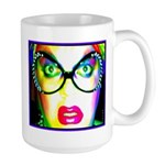 Drag Queen HRHSF Large Mug