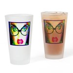 Drag Queen HRHSF Drinking Glass